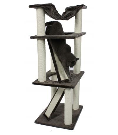Torre Tripla com Rede